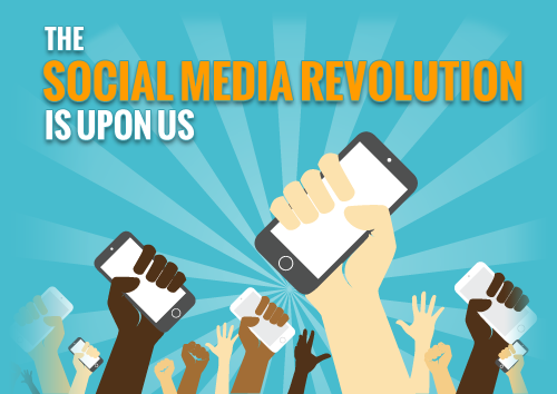 Join the social media revolution